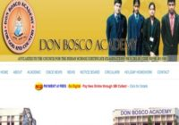 Don Bosco Academy Results