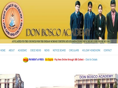 Don Bosco Academy Results