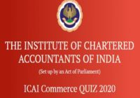 ICAI Quiz On Commerce
