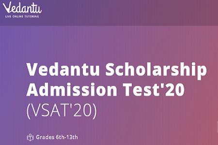 Vedantu VSAT Results