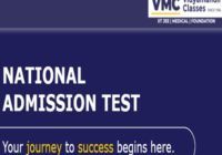 VMC NAT Answer Key/ Sheet