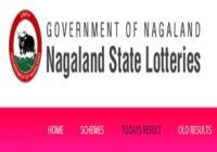 Nagaland Dear Sun Lottery Results