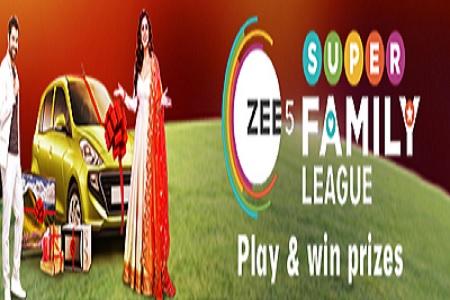 Zee5 Super Family League 2020 Winners
