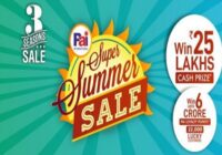 Pai International Super Summer Sale Results 2021