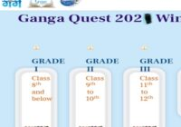 Ganga Quest Quiz Results 2021 Winners
